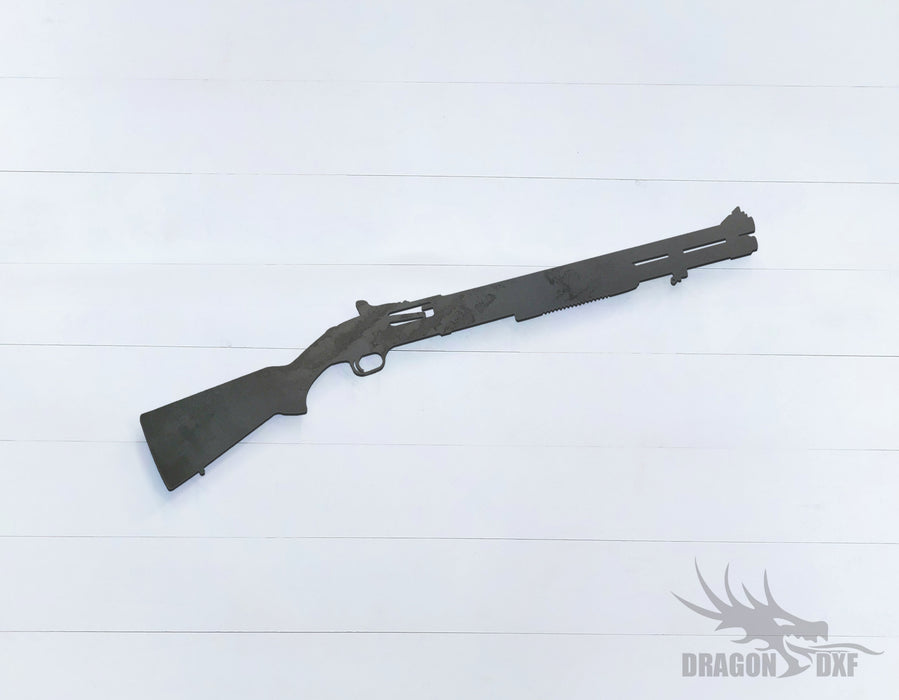 Shotgun-04 - DXF Download