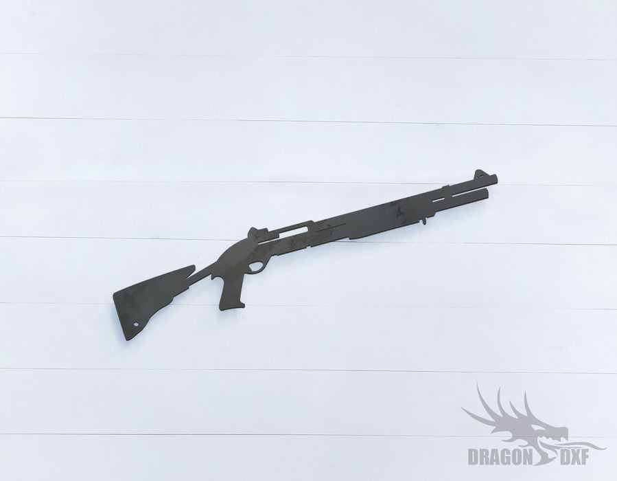 Shotgun-08 - DXF Download