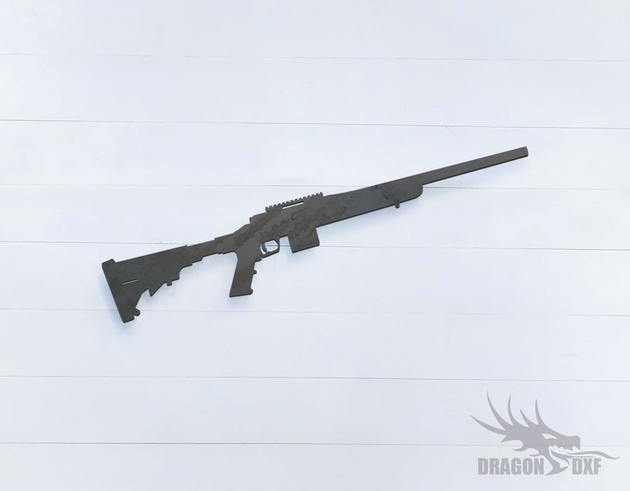 Shotgun-10 - DXF Download