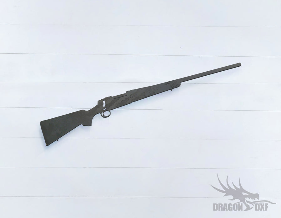 Sniper Rifle-06 - DXF Download