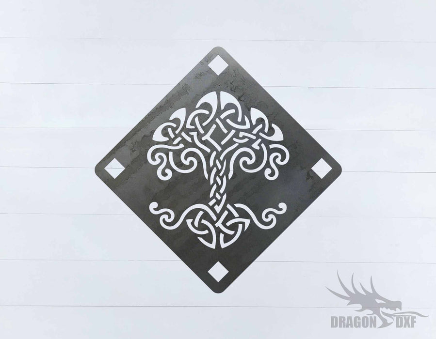 Tree of Life 3  - DXF Download