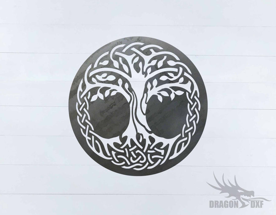 Tree of Life 4  - DXF Download