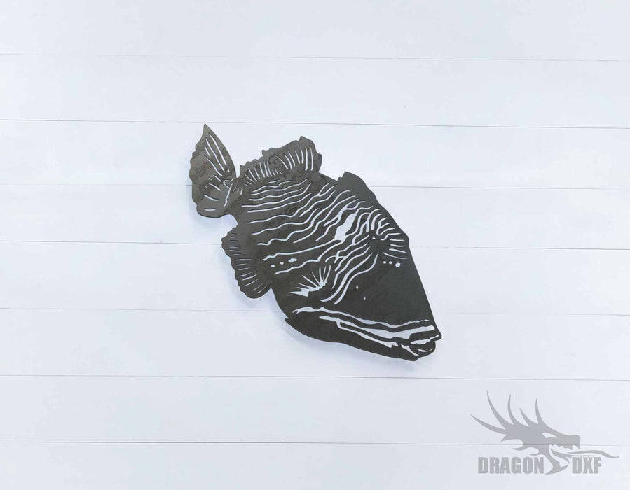 Triggerfish 1 - DXF Download