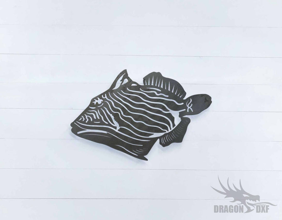 Triggerfish 2 - DXF Download