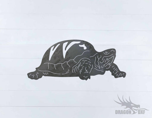Animal - Turtle Design - DXF Download