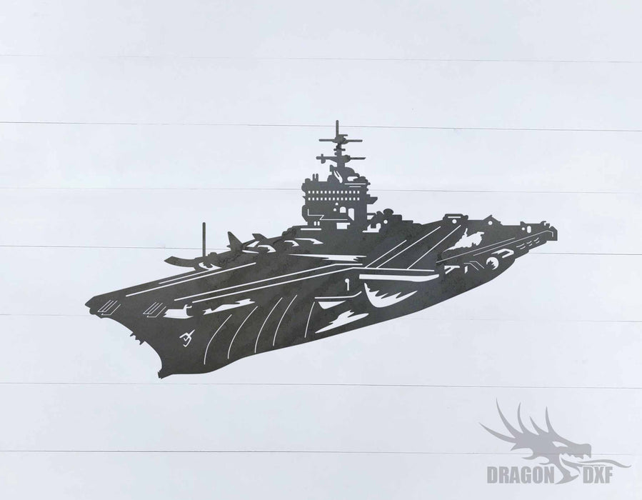 Warship Design 3 - DXF Download