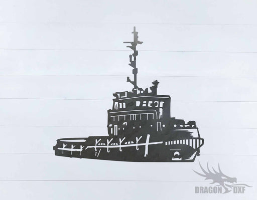 Warship Design 9 - DXF Download