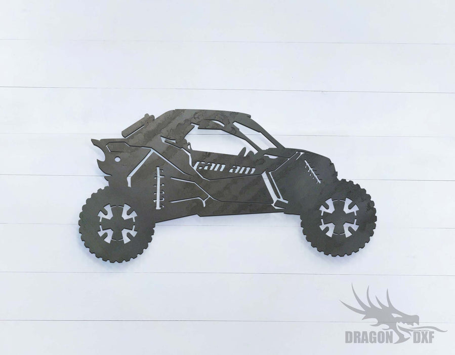 Can-Am SxS - CanAm Side by Side- DXF Download