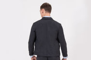 CLASSIC slim-fit, breathable, stretchable blazer in Black