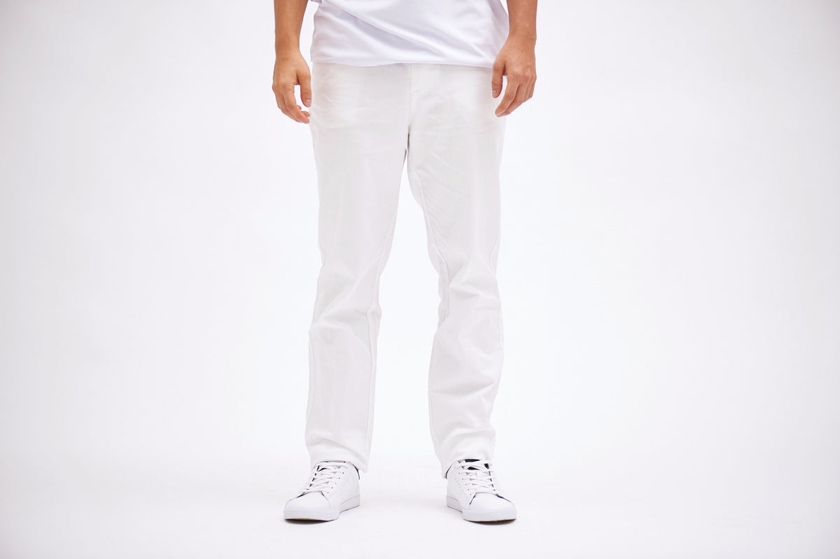 CATLIGHT The Headphone Jeans in White