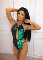 BEST SELLER - SPARKLE Sequin Swimsuit