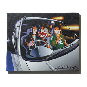 ART CANVAS[Midnight Drive] 【Pre-Order】