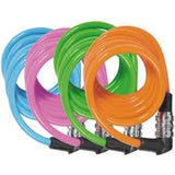 Abus - 1150 Kids Cable Combo Multi Color Lock