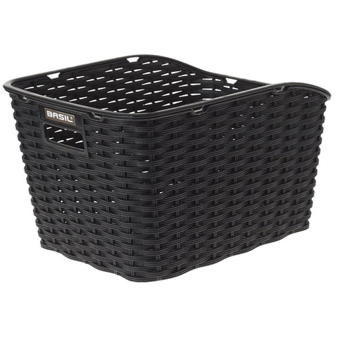 Basil - Weave WP Rear Basket