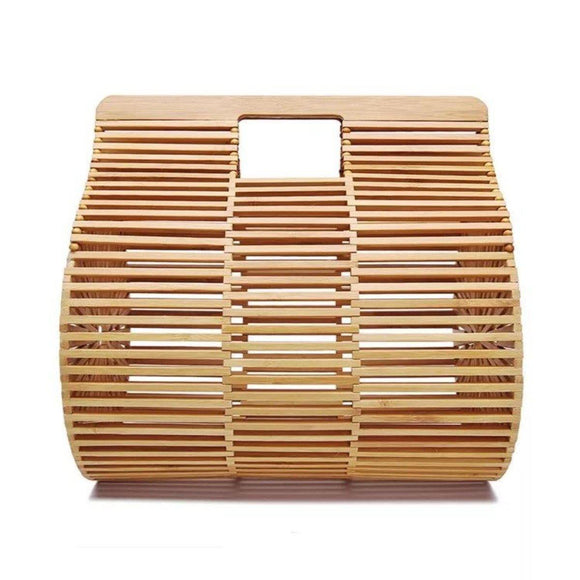 Bamboo Handbag - London Poppy Store