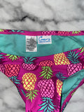 California Waves Bikini Small Pineapple - London Poppy Store