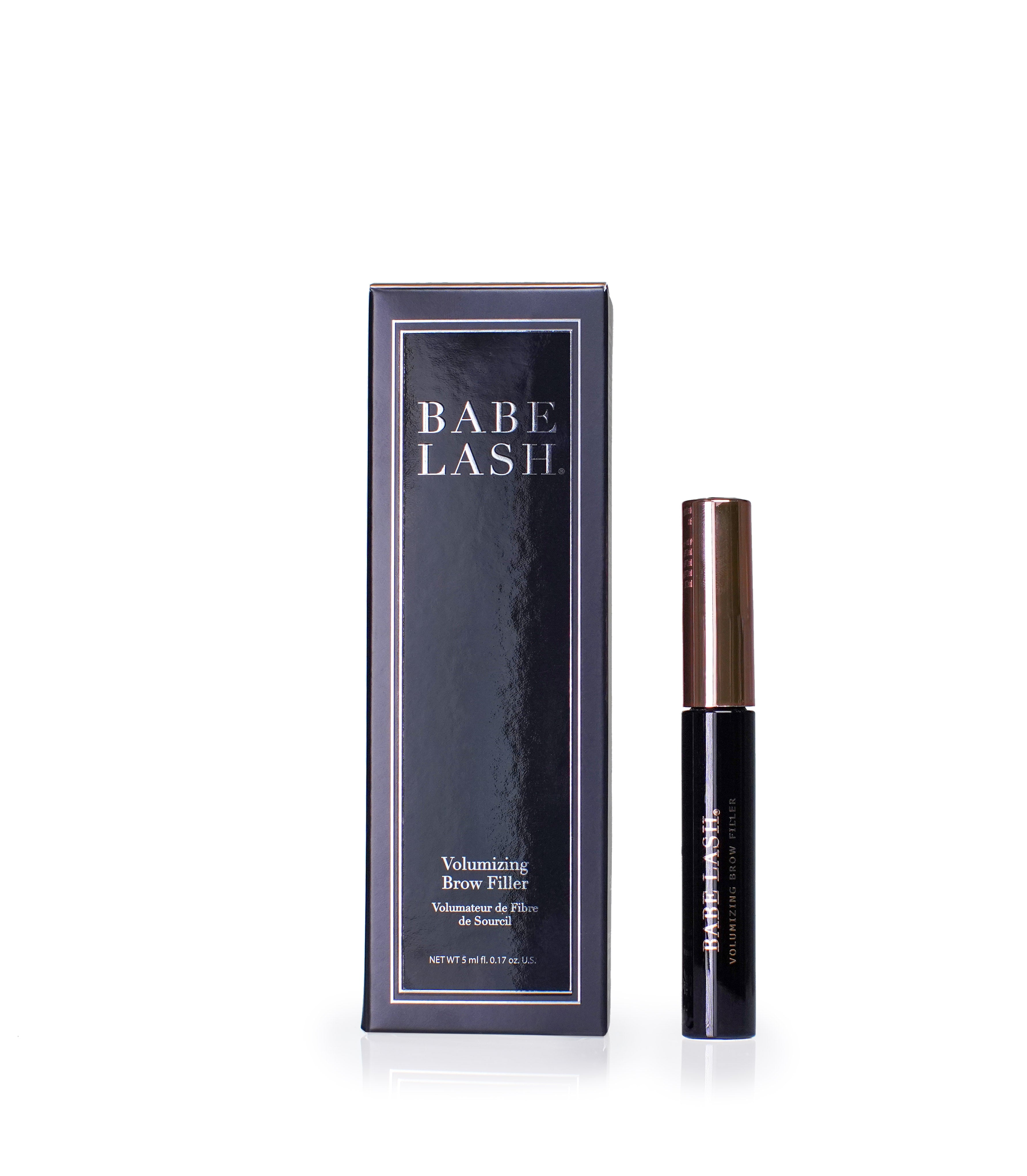 BABE LASH - VOLUMIZING BROW FILLER (DARK BROWN) - MyVaniteeCase