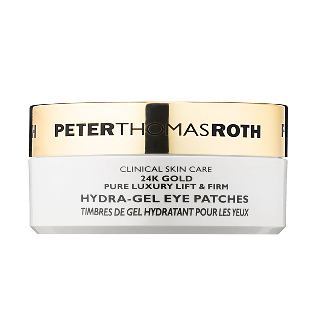 PTR - 24K GOLD PURE LUXURY LIFT & FIRM HYDRA GEL EYE PATCHES - MyVaniteeCase