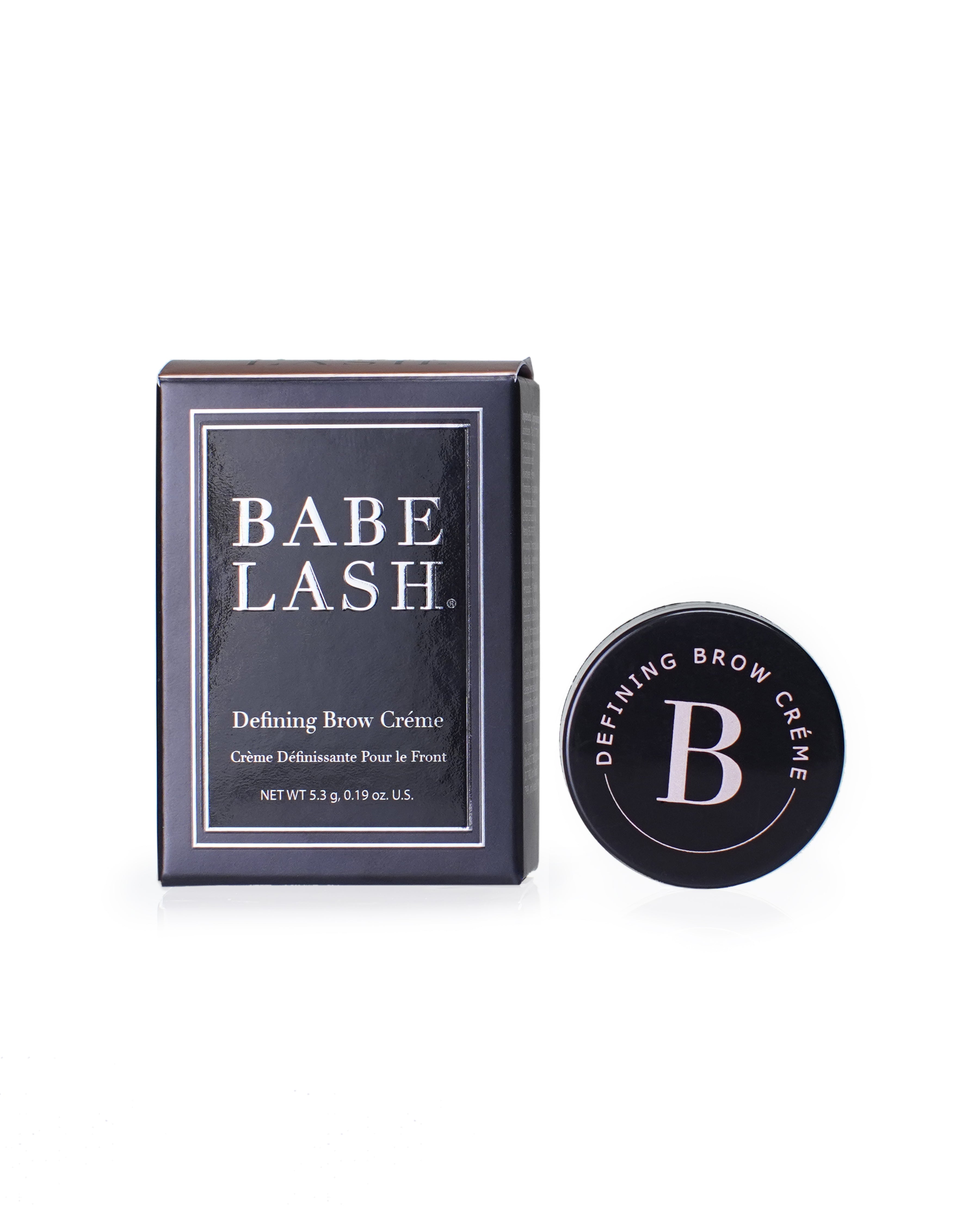 BABE LASH - DEFINING BROW CRÈME TAUPE
