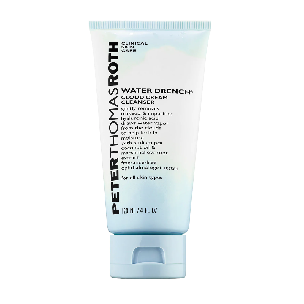 PTR - WATER DRENCH CLOUD CREAM CLEANSER (120 ML)