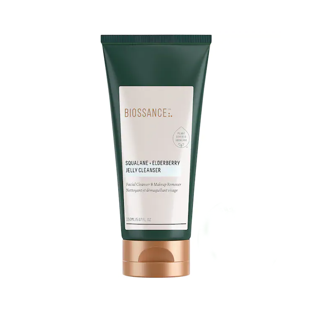 BIOSSANCE - SQUALANE + ELDERBERRY JELLY CLEANSER (150 ML) - MyVaniteeCase