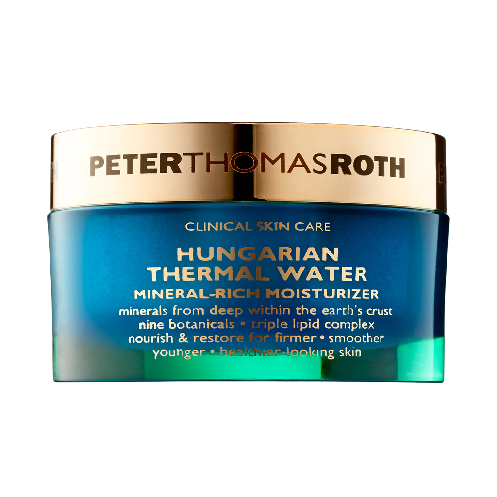 PTR - HUNGARIAN THERMAL WATER MINERAL RICH MOISTURIZER (50 ML)
