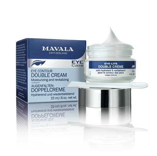 MAVALA - DOUBLE CREAM EYE CONTOUR (15 ML) - MyVaniteeCase