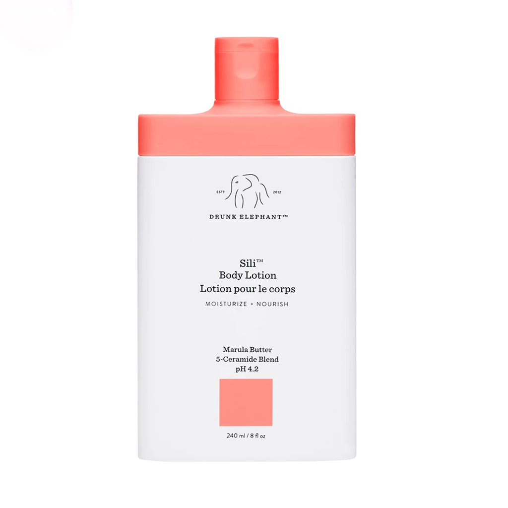 DRUNK ELEPHANT - SILI BODY LOTION (240 ML)