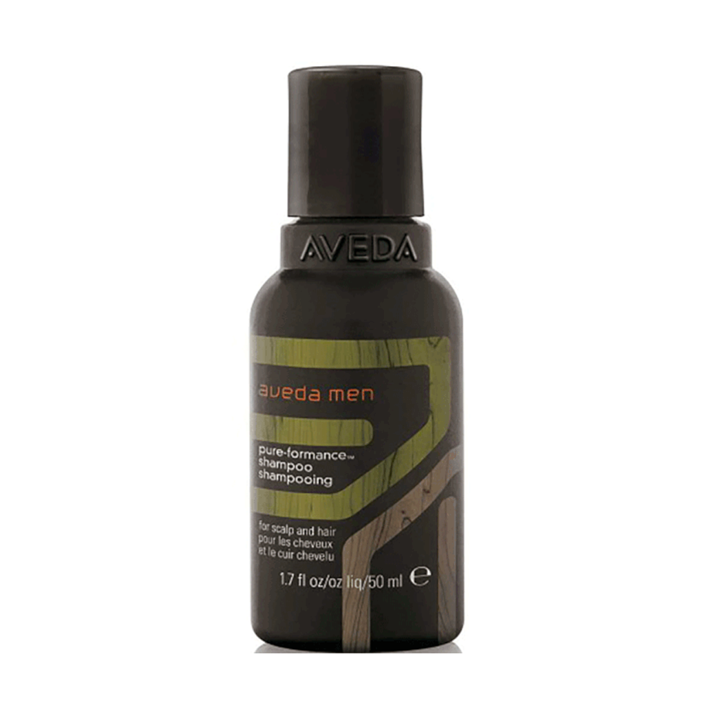 AVEDA - AVEDA MEN PURE-FORMANCE SHAMPOO (50 ML) - MyVaniteeCase