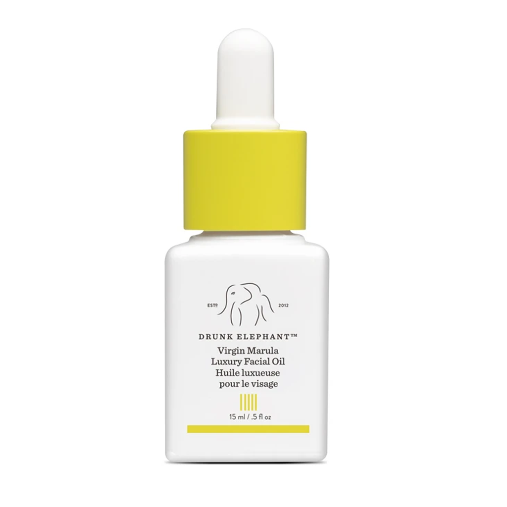 DRUNK ELEPHANT - VIRGIN MARULA ANTIOXIDANT FACE OIL MINI (15 ML) - MyVaniteeCase