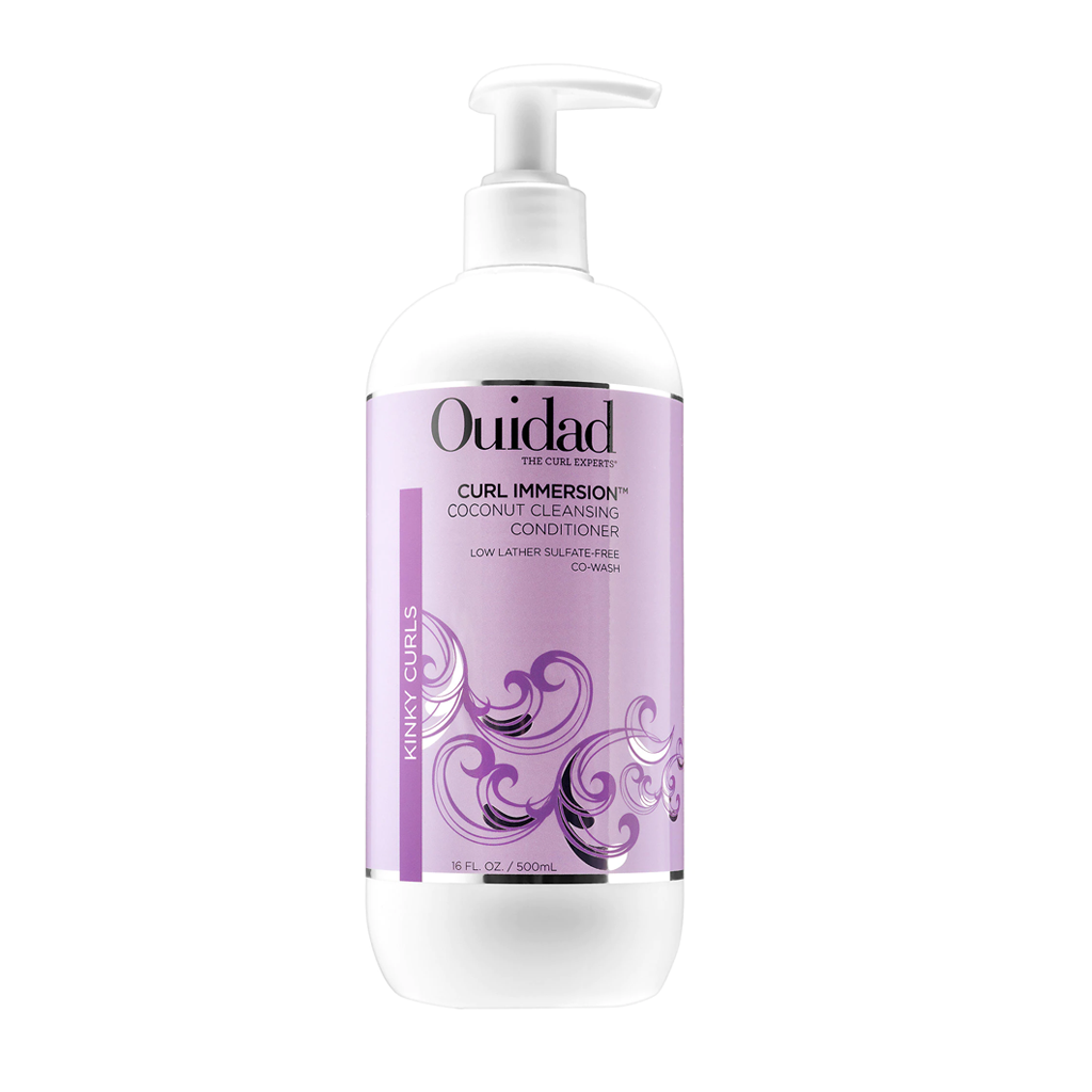 OUIDAD - CURL IMMERSION COCONUT CLEANSING CONDITIONER (500 ML) - MyVaniteeCase
