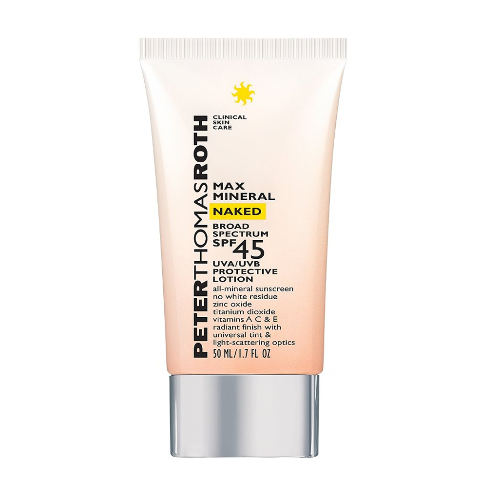 PTR - MAX MINERAL NAKED-BROAD SPECTRUM SPF 45 (50 ML)