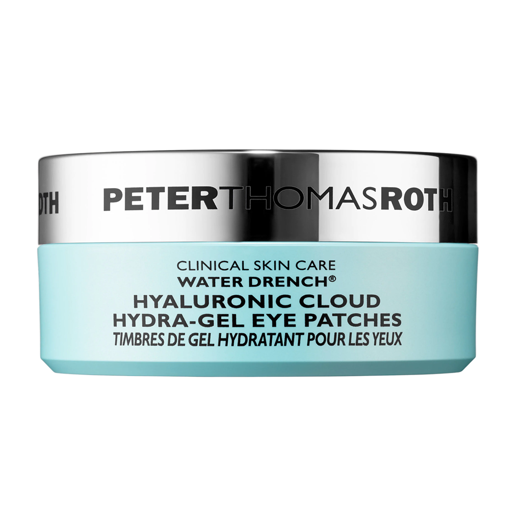 PTR - WATER DRENCH HYALURONIC CLOUD HYDRA-GEL EYE PATCHES
