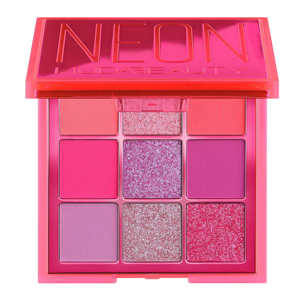 HUDA BEAUTY - NEON OBSESSIONS PALETTE (NEON PINK)