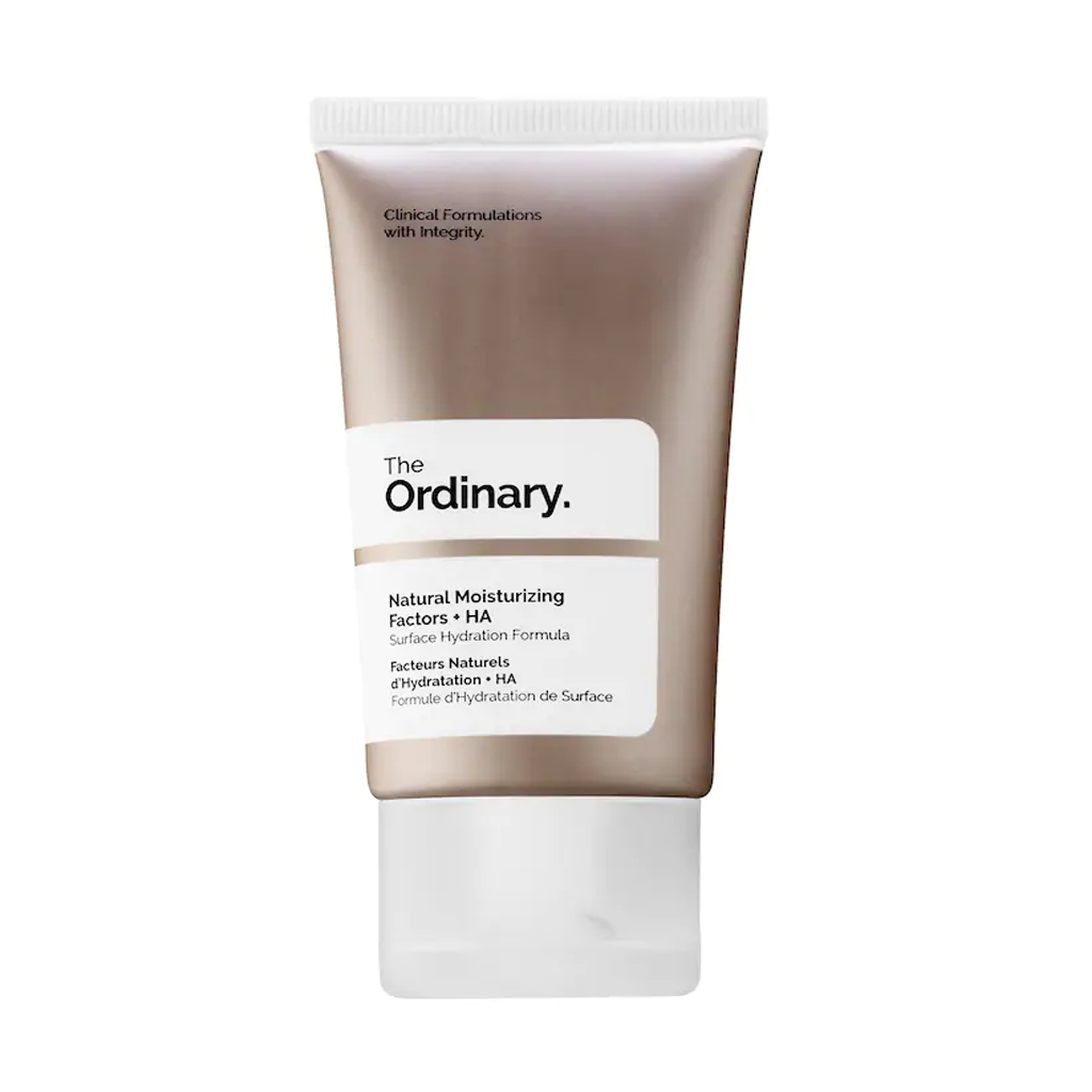 THE ORDINARY - NATURAL MOISTURIZING FACTORS + HA (30 ML) - MyVaniteeCase