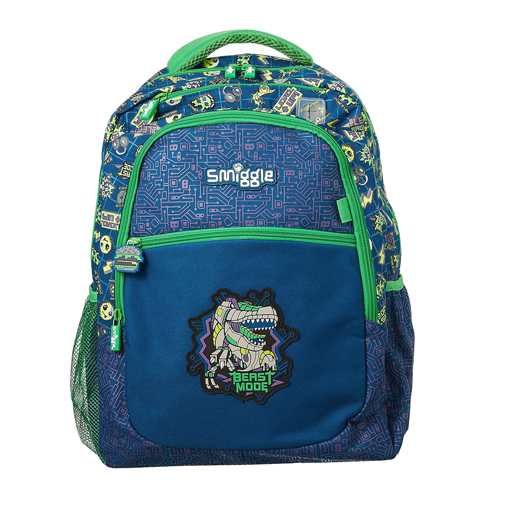 SMIGGLE - EXPRESS BACKPACK NAVY