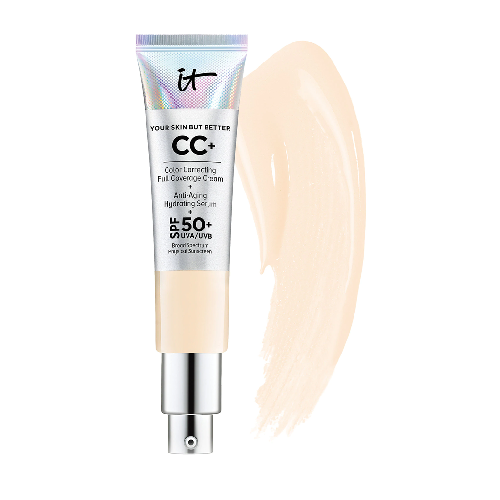 IT COSMETICS - CC+ CREAM WITH SPF 50+ (FAIR) - MyVaniteeCase