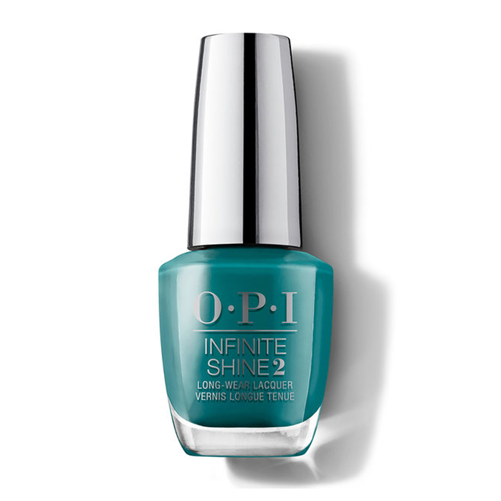 OPI NEON - INFINITE SHINE DANCE PARTY TEAL DAWN