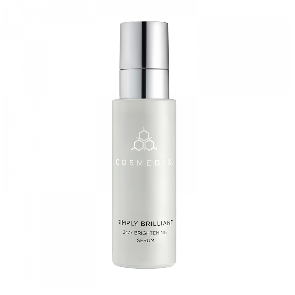 COSMEDIX - SIMPLY BRILLIANT 24/7 BRIGHTENING SERUM (30 ML) - MyVaniteeCase