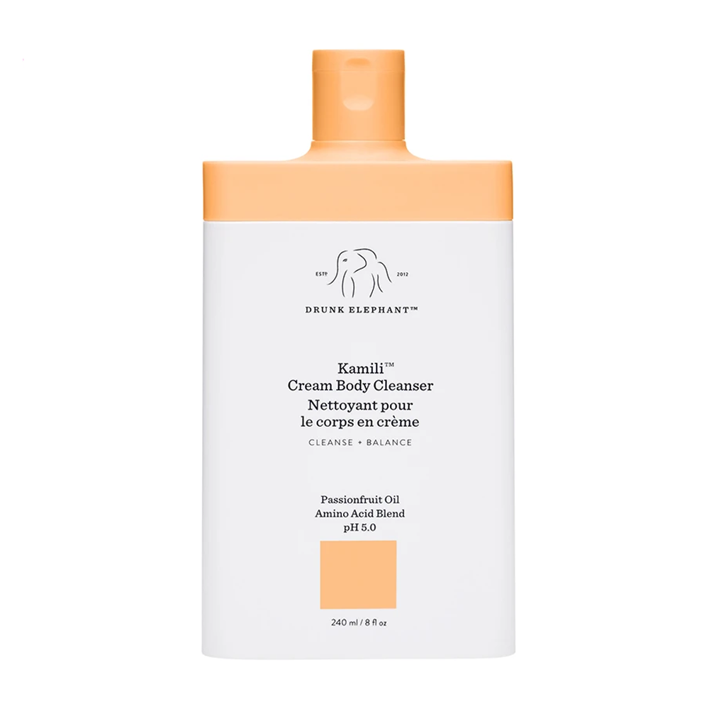 DRUNK ELEPHANT - KAMILI CREAM BODY CLEANSER (240 ML)