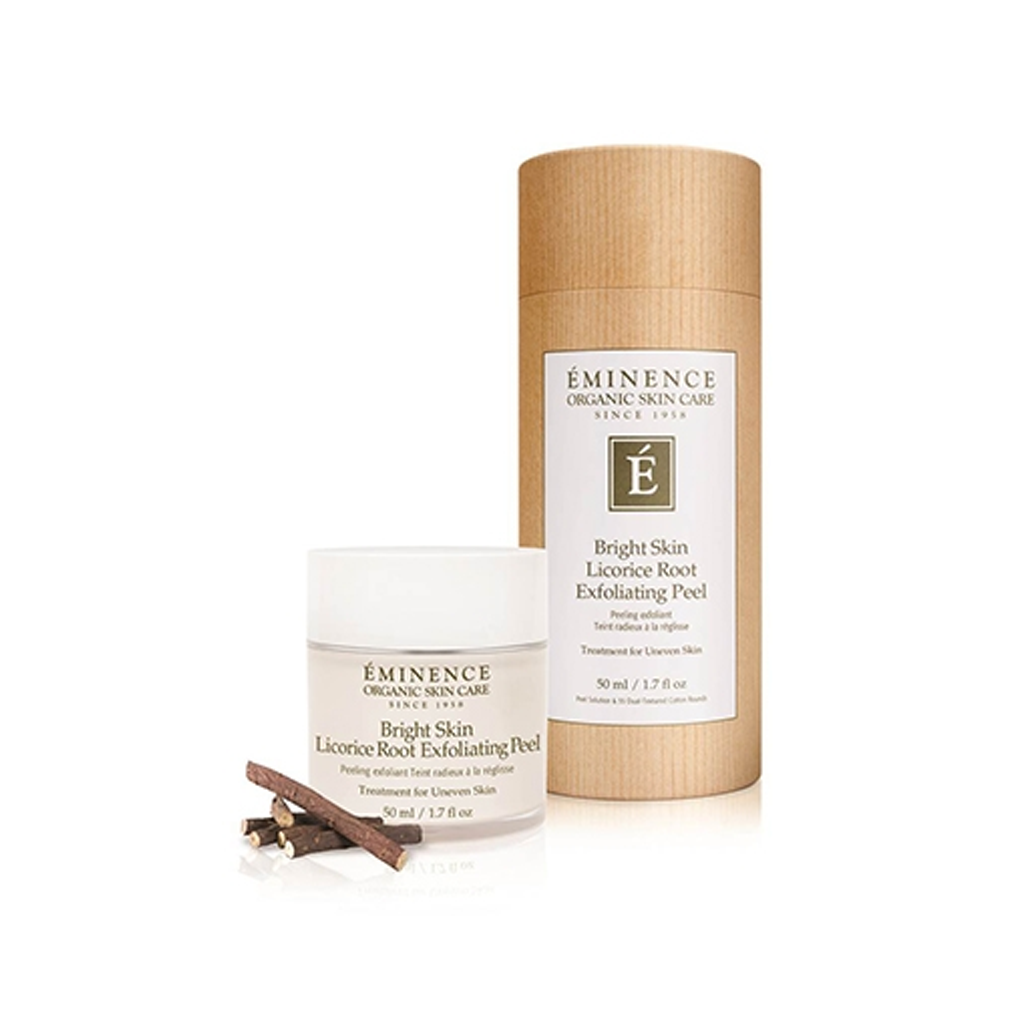 EMINENCE - BRIGHT SKIN LICORICE ROOT EXFO PEEL (50ML)