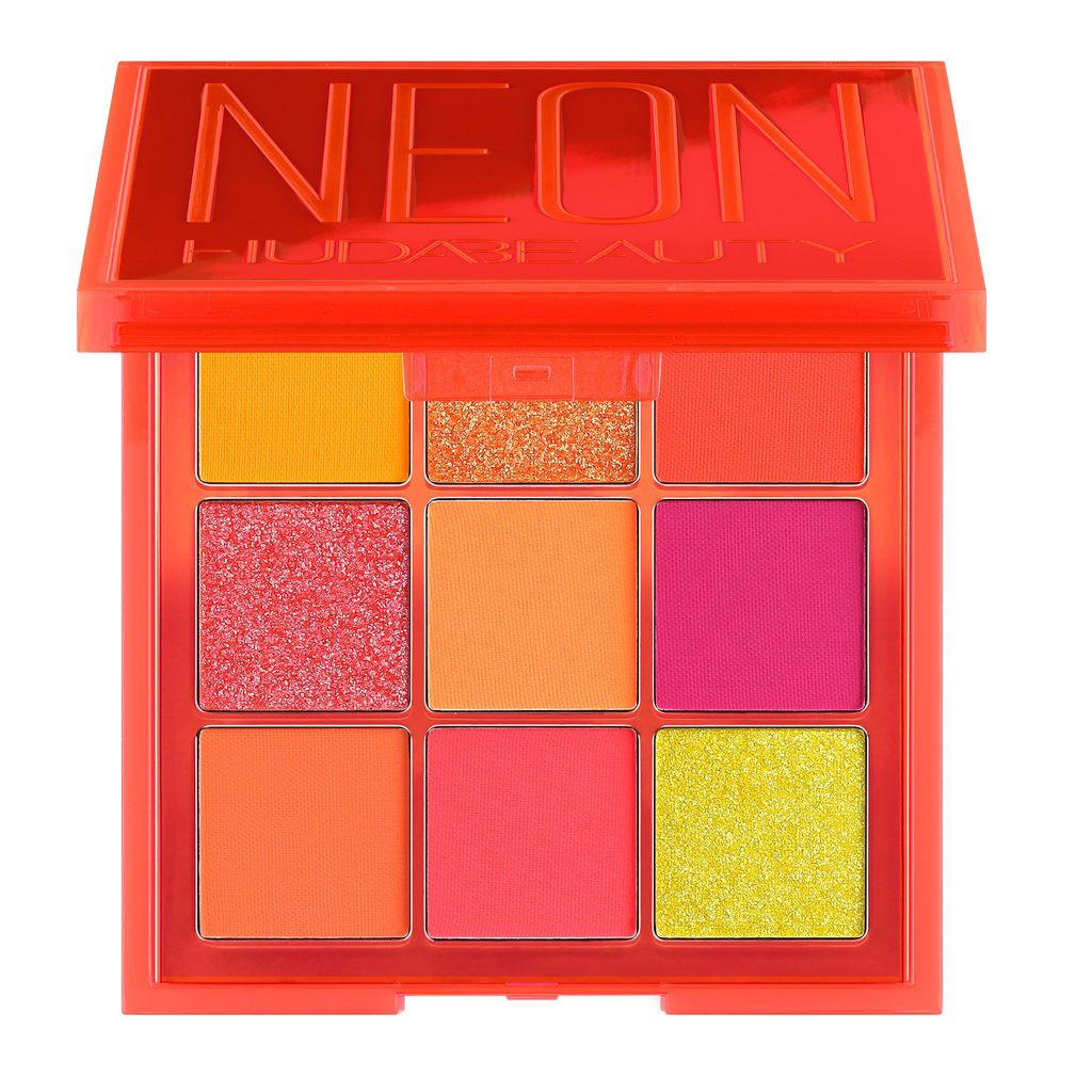 HUDA BEAUTY - NEON OBSESSIONS PALETTE (NEON ORANGE )