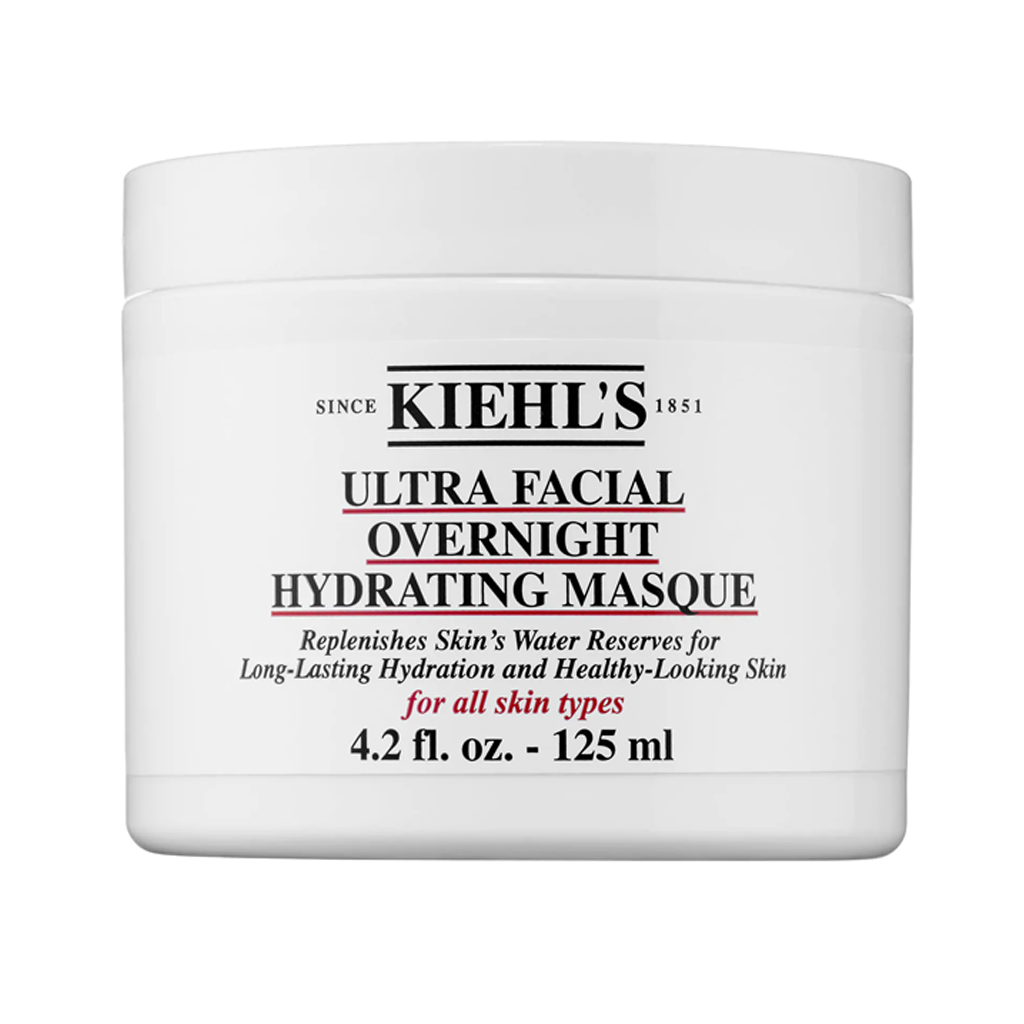 KIEHLS - ULTRA FACIAL OVERNIGHT HYDRATING MASQUE (125ML) - MyVaniteeCase