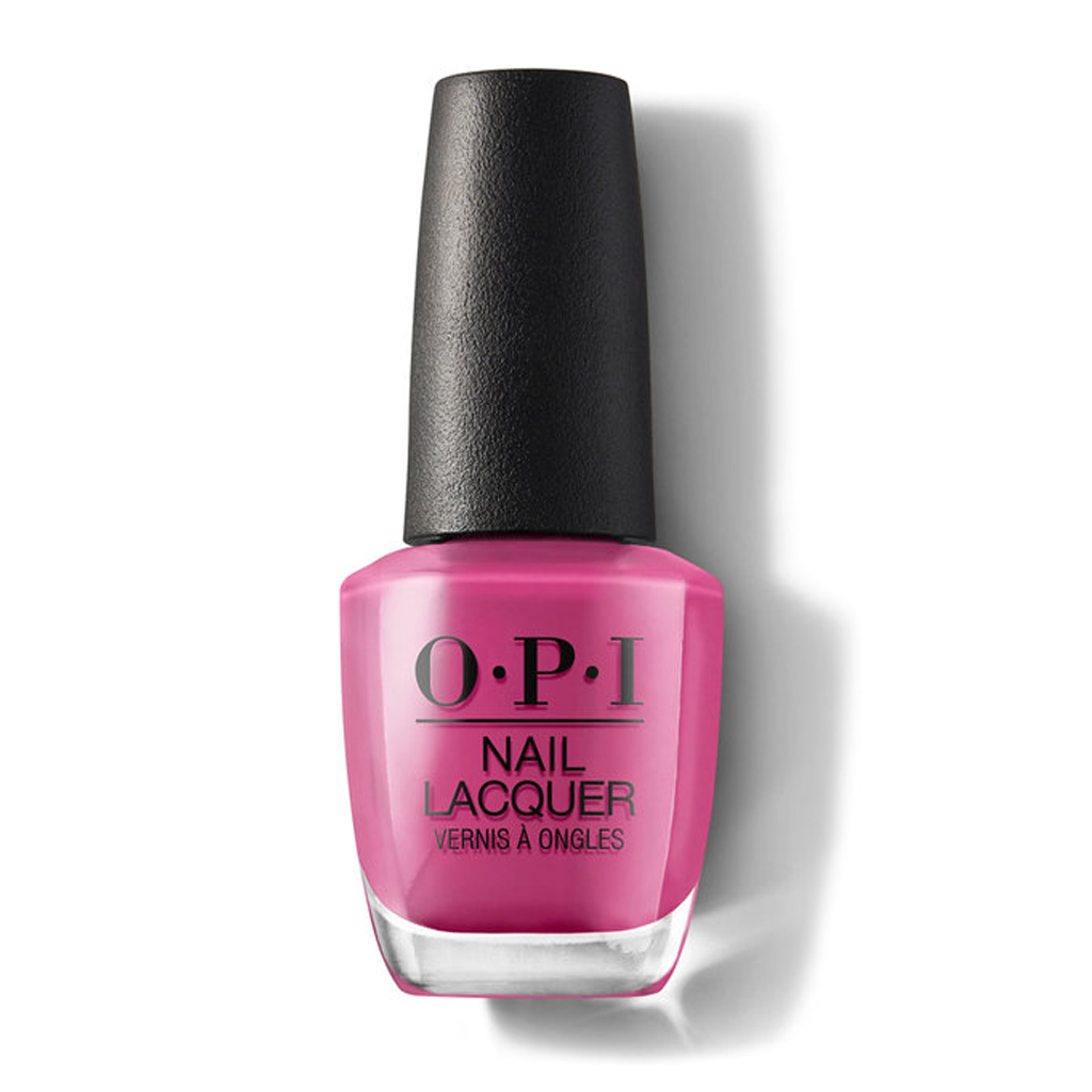 OPI - NO TURNING BACK FROM PINK STREET - MyVaniteeCase