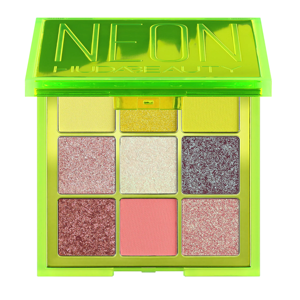 HUDA BEAUTY - NEON OBSESSIONS PALETTE (NEON GREEN)