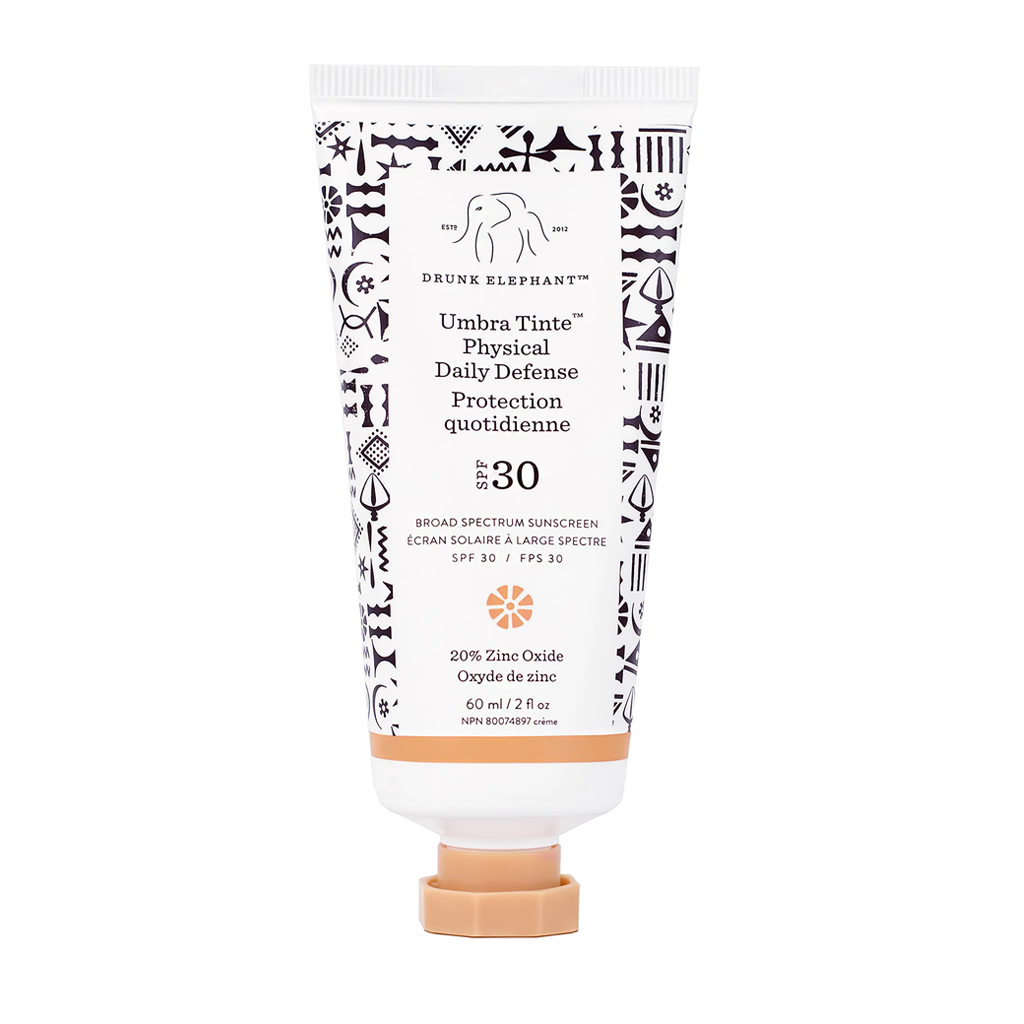 DRUNK ELEPHANT - UMBRA TINTE PHYSICAL DAILY DEFENSE BROAD SPECTRUM SUNSCREEN SPF 30 (60 ML) - MyVaniteeCase