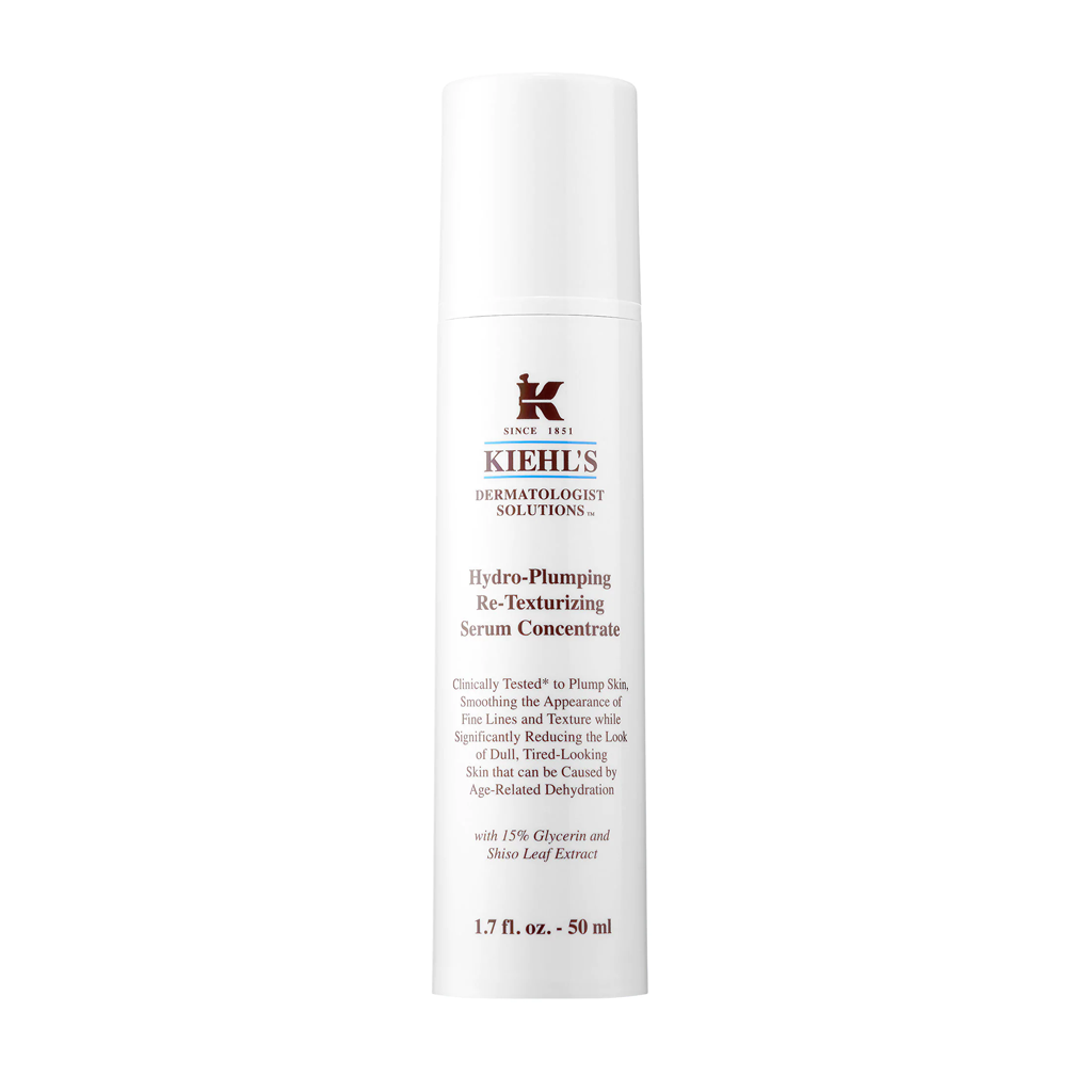 KIEHLS - HYDRO-PLUMPING RE-TEXTURIZING SERUM CONCENTRATE (50ML) - MyVaniteeCase