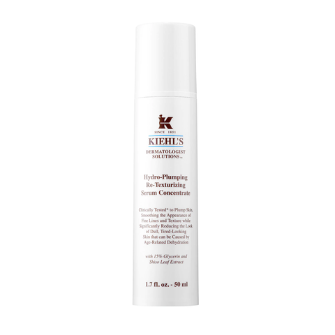 KIEHLS - HYDRO-PLUMPING RE-TEXTURIZING SERUM CONCENTRATE (50ML)
