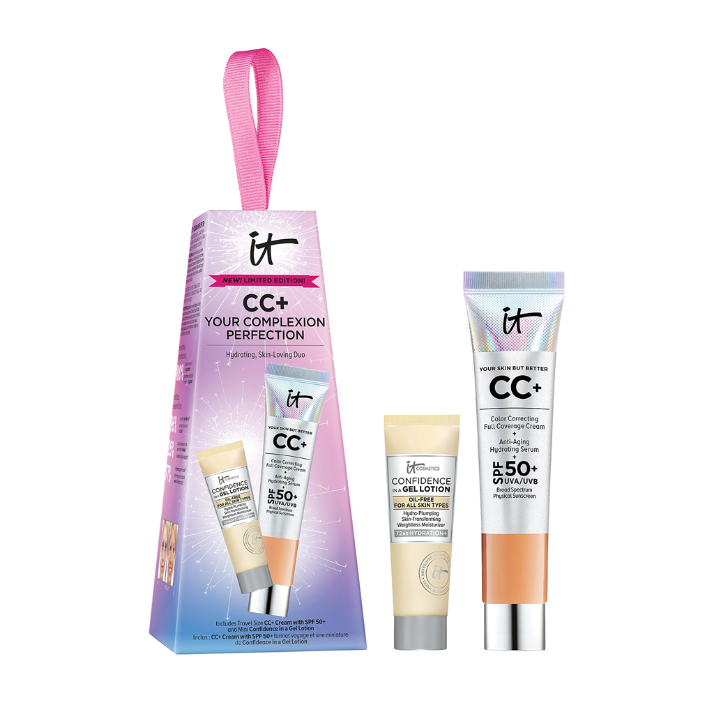 IT COSMETICS - YOUR COMPLEXION PERFECTION (TAN)
