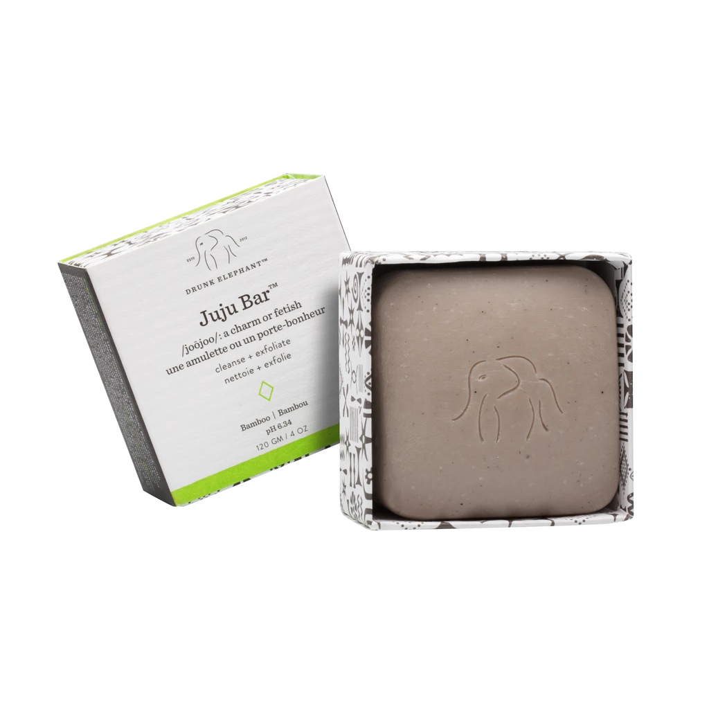 DRUNK ELEPHANT - JUJU EXFOLIATING BAR
